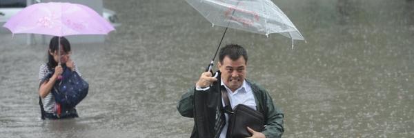 Tive bens danificados pela chuva, posso processar o Município?