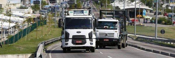 Anistia de multas aplicadas durante greve de caminhoneiros será vetada, diz relator