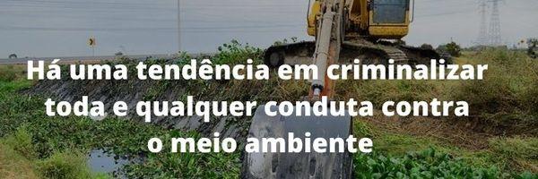 Proteção ambiental e a tendência a criminalização