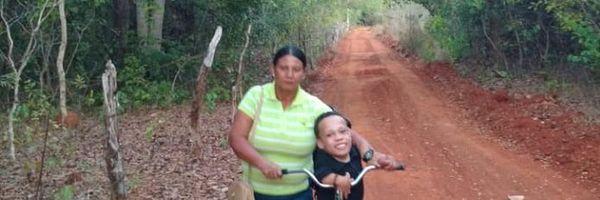 Mãe já pedalou mais de 6 mil km para realizar sonho do filho com nanismo: 'Quer ser juiz e lutar por uma sociedade mais humana'