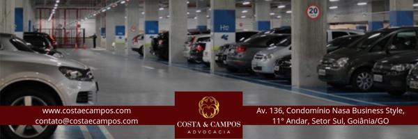 O que fazer em caso de furto ou dano no veículo em estacionamento privado?
