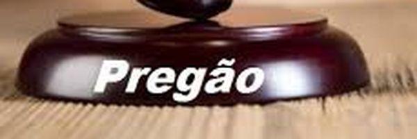 Licitação Pública- Modalidade Pregão.