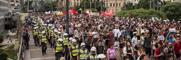 A Mediação como exercício de cidadania nas Manifestações Públicas.