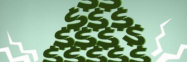5 atitudes que os clientes de uma pirâmide financeira podem fazer para recuperarem o dinheiro investido