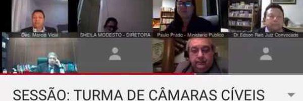 """Vídeo: procurador """"peida"""" e quase acaba com sessão no TJMT"""