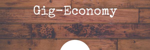 Direito aplicado a startups: você sabe o que é Gig-Economy?