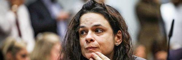 Janaina Paschoal protocola pedido de impeachment de Toffoli no Senado