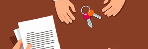 O prazo de contrato de locação de 30 meses e a rescisão contratual
