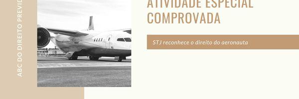 O aeronauta tem direito à aposentadoria especial após 1995?