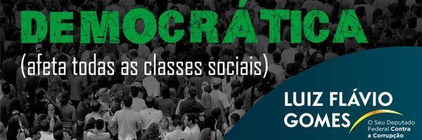 Ignorância democrática (afeta todas as classes sociais)