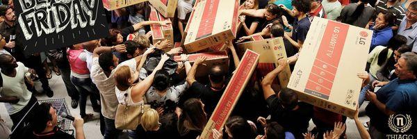 Black Friday chegando! Consumidor deve estar atento aos seus direitos