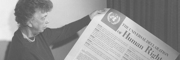 Setenta anos da Declaração Universal dos Direitos Humanos