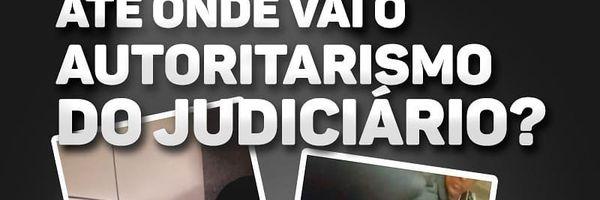 Advogada é algemada e retirada de sala do JEC CAXIAS no Rio de Janeiro
