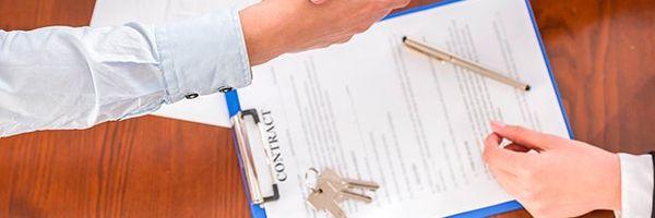 Relação de consumo em contrato de locação comercial intermediado por imobiliária