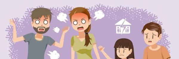 3 passos para não prejudicar seus filhos em um divórcio