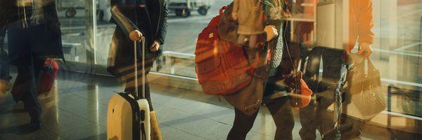 Existe indenização por extravio de bagagem? E se for temporário?