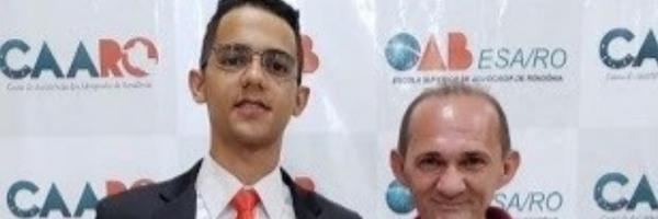 Aos 22 anos, filho de gari se torna advogado e já havia passado no teste da OAB no 9° período