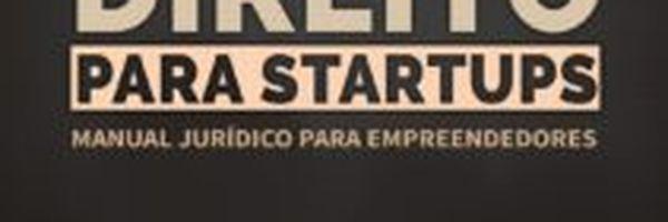 """Livro """"Direito para Startups"""""""