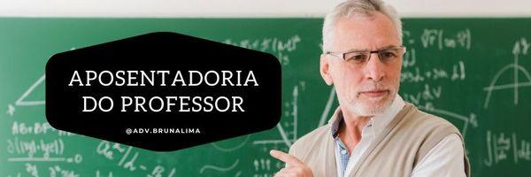Aposentadoria do Professor