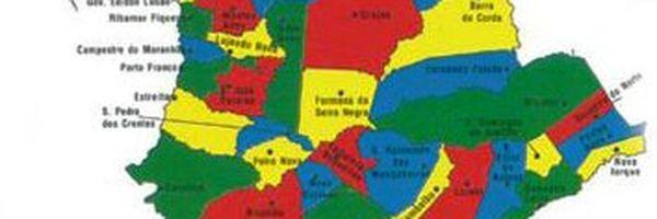 A criação de novos estados volta a ser debatida