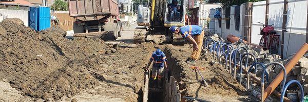 Cidade de Santa Catarina é destaque nacional nos investimentos em saneamento.