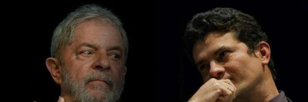 Sergio Moro para que te quero