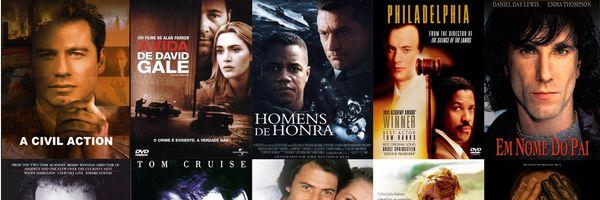 Dicas de filmes com temática jurídica para os operadores do direito.