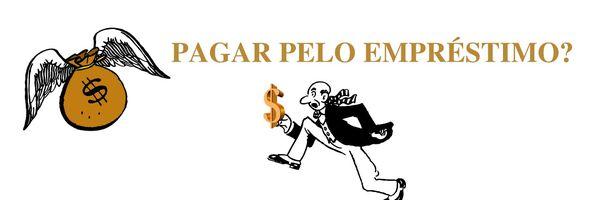 Você sabia que pagar para receber um empréstimo é golpe? #VocêSabia