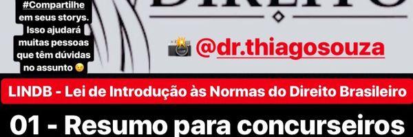 Lindb - Lei de Introdução às Normas do Direito Brasileiro - Resumo