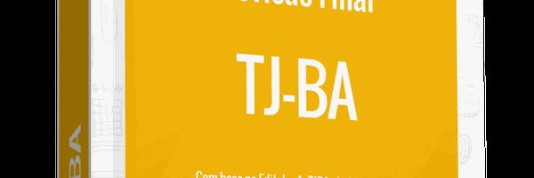 Lançamento: Revisão Final - Magistratura - TJ BA - Dicas Ponto a Ponto do Edital (2018)