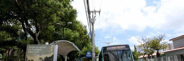 Condenados em regime aberto terão gratuidade nos ônibus de Fortaleza