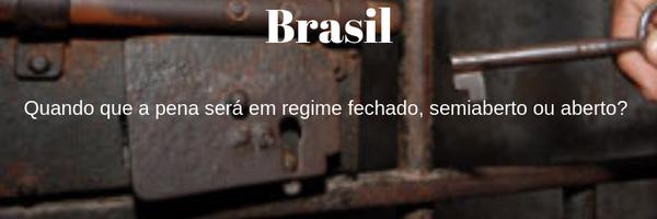 Como funciona o cumprimento de pena no Brasil?