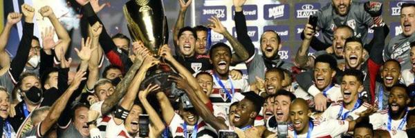 """Juiz homenageia título do SPFC em audiência: """"clube do coração"""""""