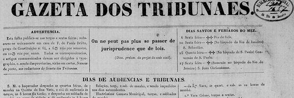 O 11 de Agosto na história da advocacia luso-brasileira