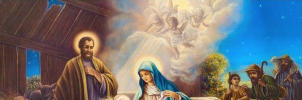 Natal: o nascimento de Jesus Cristo nos dá forças para enfrentarmos as adversidades da vida