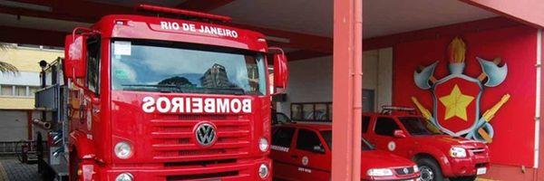 Desembargador proíbe prisão administrativa de bombeiros do Rio de Janeiro
