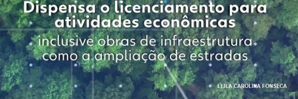 Câmara aprova novas regras para o licenciamento ambiental