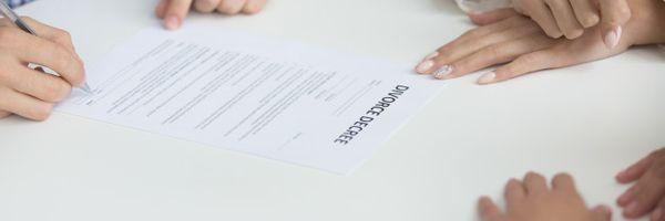 Divórcio e Dissolução de União Estável em cartório: entenda como funciona.