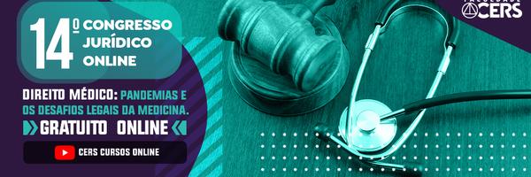 Vem aí o 14º Congresso Jurídico Online!