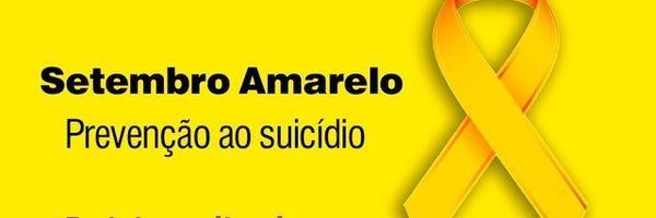 Notas sobre o Setembro Amarelo e o Dia Mundial de Prevenção ao Suicídio