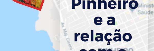 O bairro Pinheiro e a extração do sal-gema