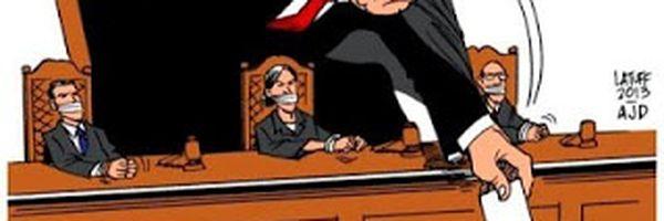 Juízes(as), Corregedor, Advogados e OAB querem derrubar a Lei do Consumidor e 9.099/95