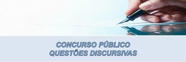 Questões Discursivas: personalidade jurídica das serventias extrajudiciais