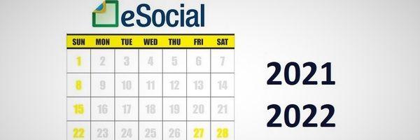 Cronograma atualizado do eSocial simplificado