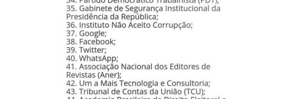 Freitas e Bittencourt firma parceria com TSE contra fake news