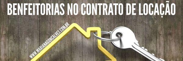 Quem é responsável em pagar pelas benfeitorias no contrato de locação?