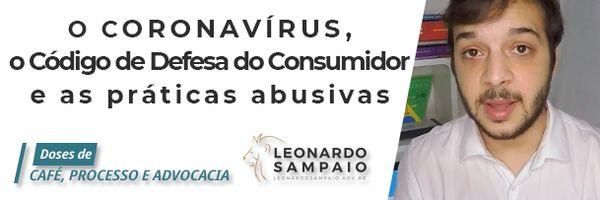 [Vídeo] O coronavírus, o Código de Defesa do Consumidor e as práticas abusivas