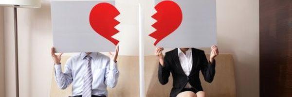 Meu cônjuge não quer assinar o divórcio. E agora?