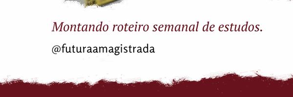 Roteiro de Estudo - Concurso Magistratura do Trabalho - Matérias Principais