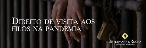 Direito de visita aos filhos na pandemia